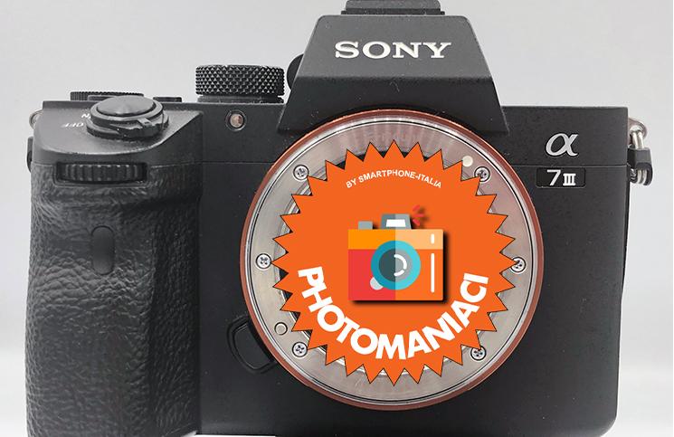 Preview Sony A7III by Photomaniaci - Photo Maniaci